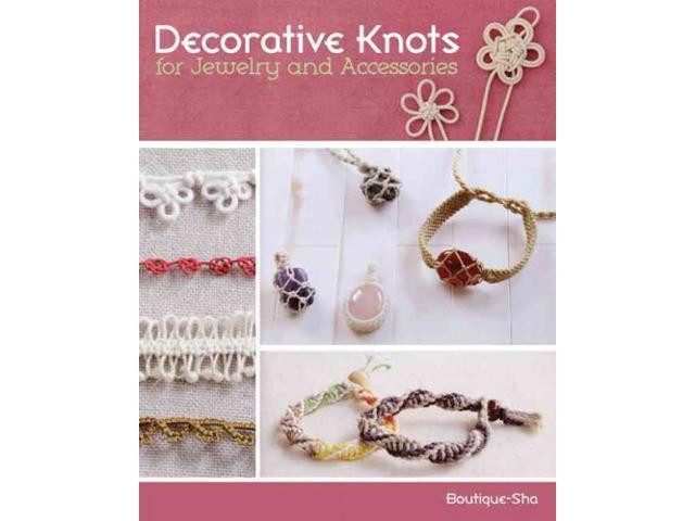 Decorative Knots for Jewelry and Accessories - Newegg.com