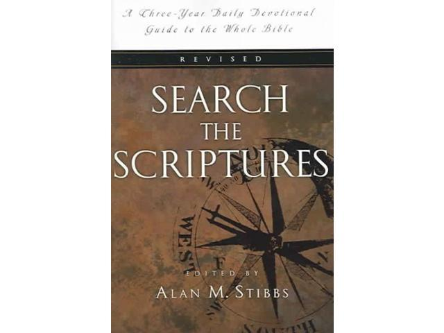 Search the scriptures alan stibbs