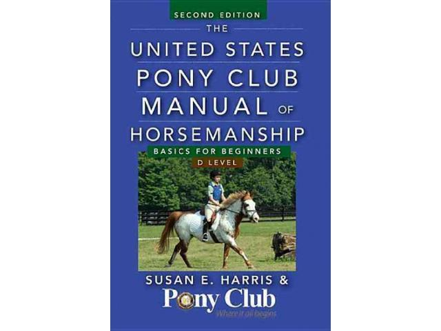 pony club manual of horsemanship online