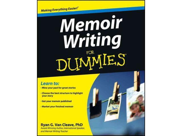 Writing memoirs software