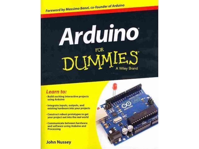 Arduino for dummies newegg