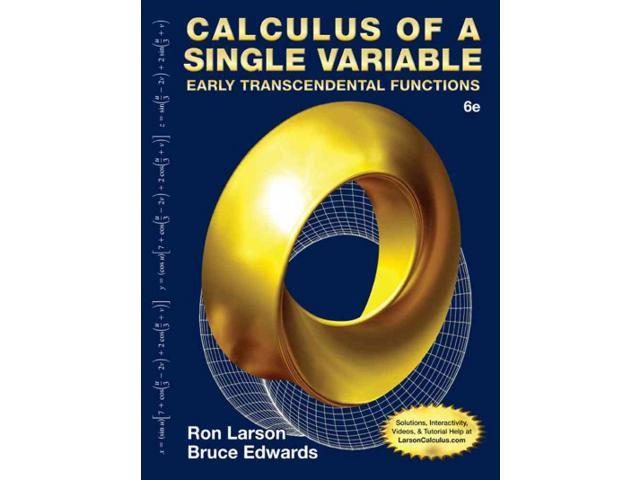 University Calculus Early Transcendentals Single Variable 3rd Edition