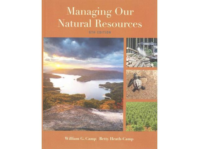 Cengage Managing Our Natural Resources