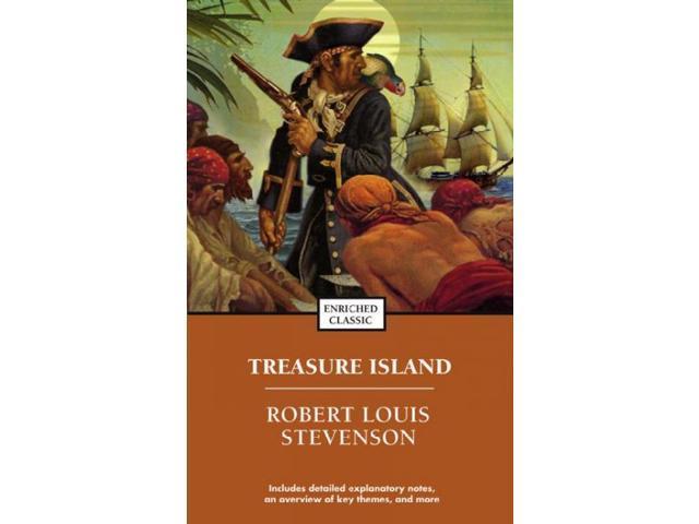 treasure island essay questions