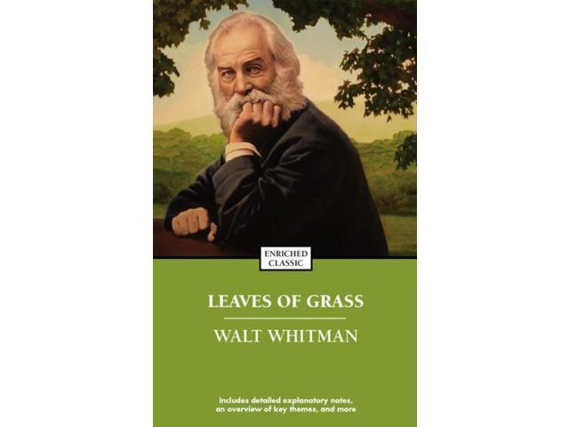 an analysis of walt whitmans leaves of grass