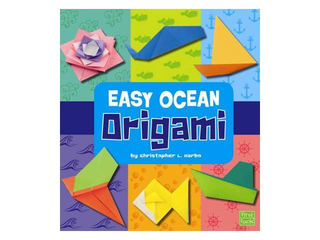 Easy Ocean Origami First Facts - Newegg.com - photo#22