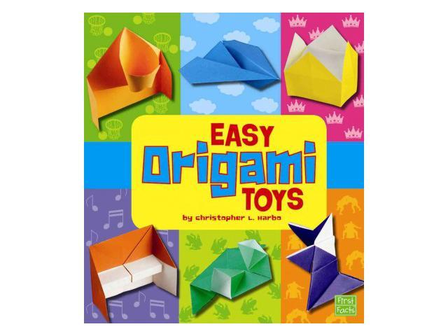 Easy Origami Toys First Facts - Newegg.com - photo#47