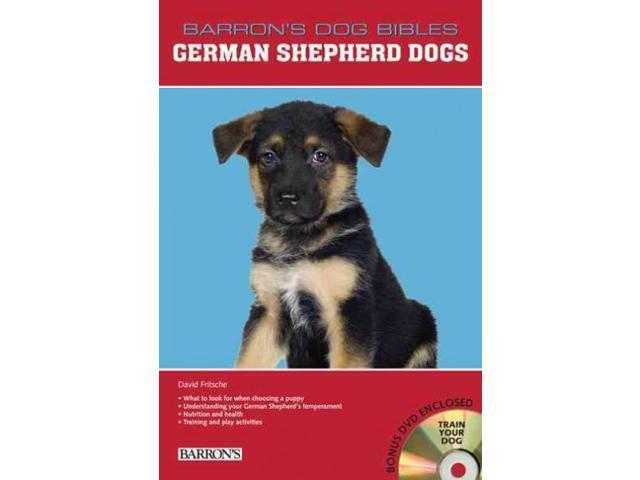 German Shepherd Dogs Barron's Dog Bibles SPI HAR/DV Fritsche, David German Shepherd Dog Reviews