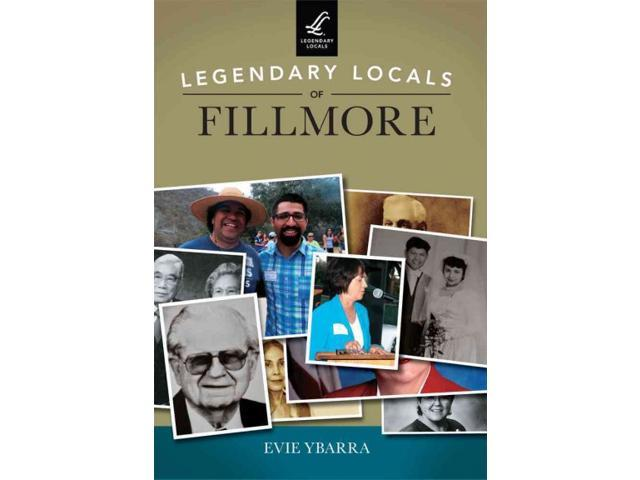 Fillmore (UT) United States  City pictures : Legendary Locals of Fillmore, California Legendary Locals Ybarra, Evie