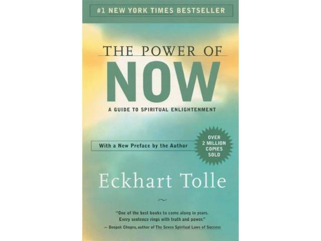 The Power Of Now Reprint Tolle, Eckhart