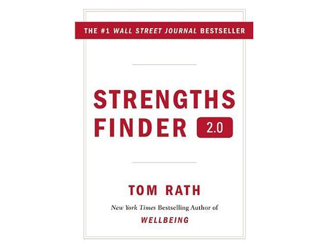 StrengthsFinder 2.0 Rath, Tom
