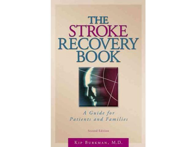 Toys For Stroke Recovery : The stroke recovery book newegg
