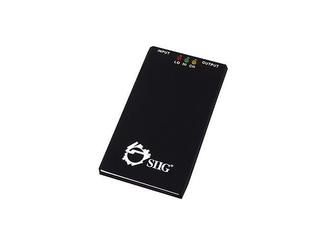 SIIG CE-CH0012-S1 Portable Battery Charger - 2400
