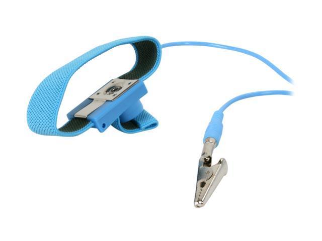 Kingwin ATS-W24 Anti-Static Wrist Strap w/ Grounding Wire
