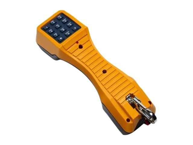 Fluke Networks 19800003 TS 19 Test Set w/ banana jacks to alligator clips