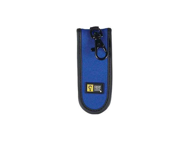 Case Logic JDS-2 BLUE/BLACK 2 Capacity USB Flash Drive Shuttle