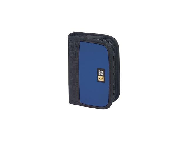 Case Logic JDS-6 BLUE/BLACK 6 Capacity USB Flash Drive Shuttle