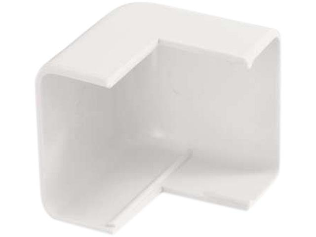 C2G Wiremold Uniduct 28 External Elbow - White