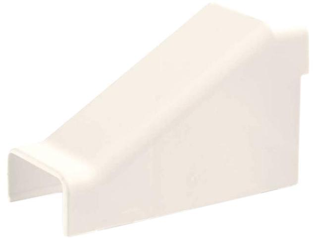 C2G Wiremold Uniduct 28 Drop Ceiling Connector - Fog White