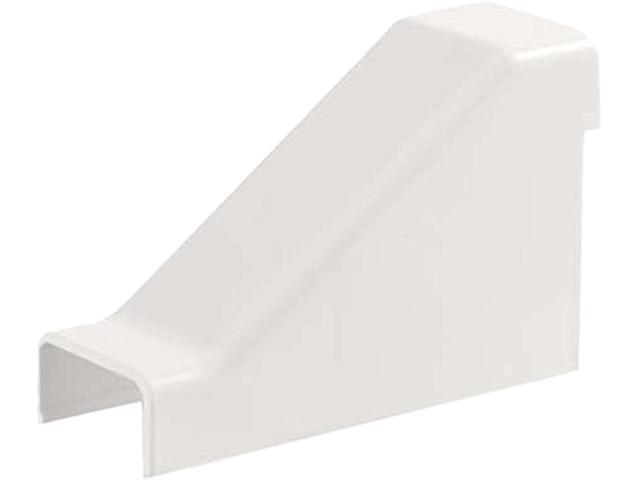 C2G Wiremold Uniduct 27 Drop Ceiling Connector - White