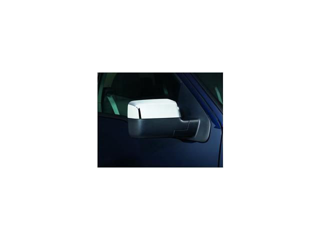 Auto Ventshade Chrome Mirror Cover