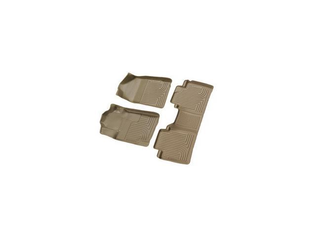 Husky Liners Weatherbeater Series Front & 2Nd Seat Floor Liners 98513 2007-2011  Toyota Camry