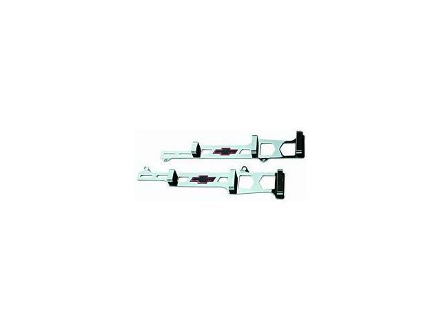 Proform 141-638 Linear Spark Plug Wire Loom Bow Tie Emblem