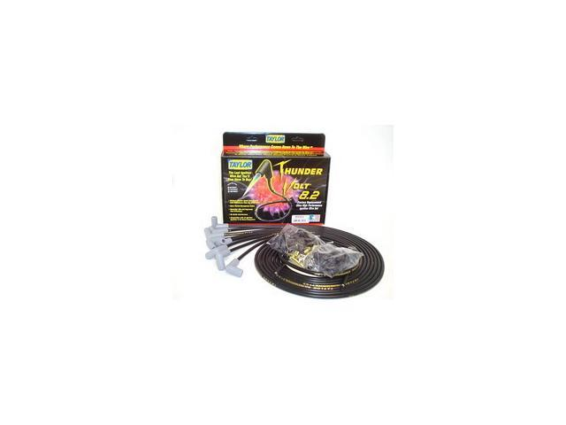 Taylor ThunderVolt 8.2mm 40 ohm Ferrite Core Performance Ignition Wire Set
