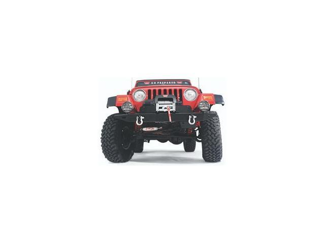 Warn Rock Crawler Front Bumper