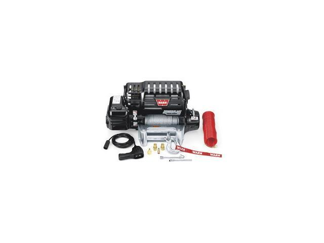 Warn PowerPlant Dual Force HP Air Compressor And Winch