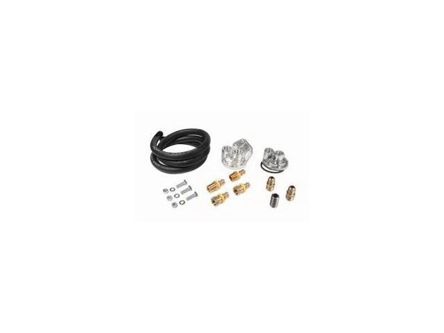 Mr. Gasket Remote Oil Filter Kit