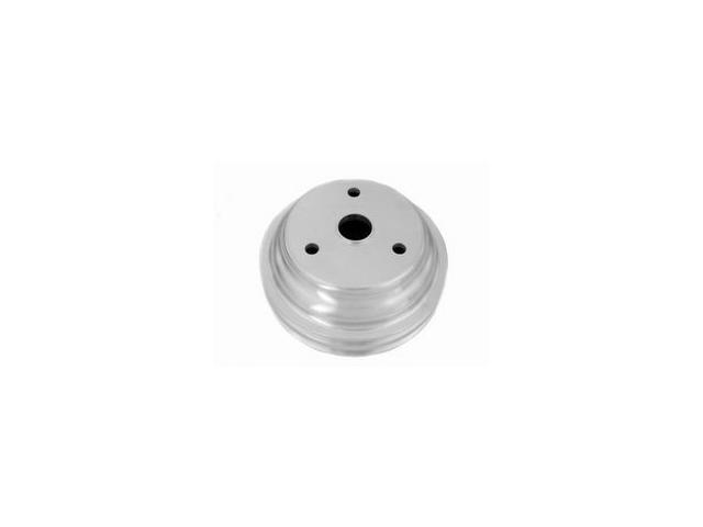 Mr. Gasket Billet Style Aluminum Crankshaft Pulley