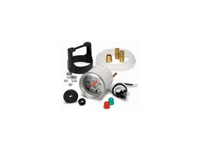 Auto Meter Ultra-Lite Mechanical Oil Pressure Gauge