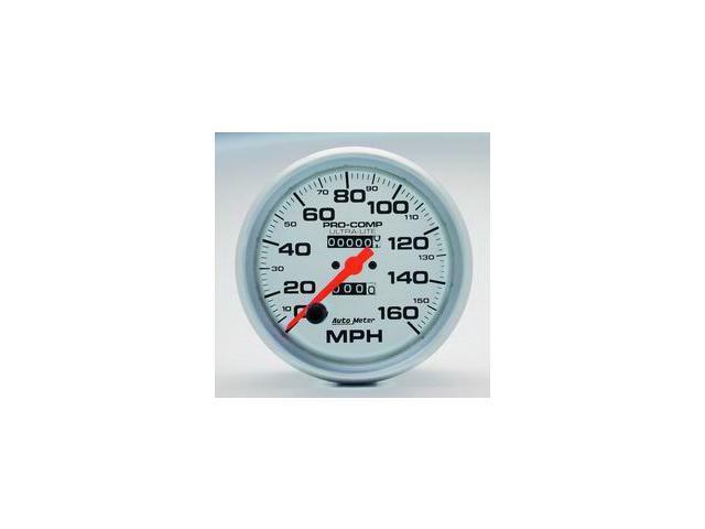 Auto Meter Ultra-Lite In-Dash Mechanical Speedometer