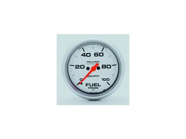 Auto Meter Ultra-Lite Electric Fuel Pressure Gauge