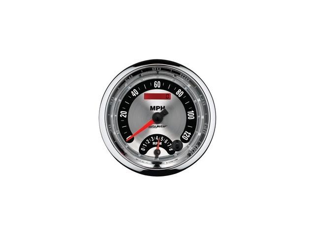Auto Meter American Muscle Tach/Speedometer Combo