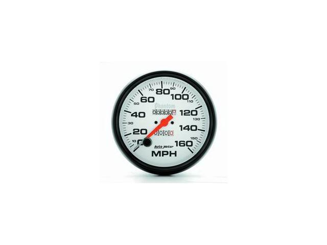 Auto Meter Phantom In-Dash Mechanical Speedometer