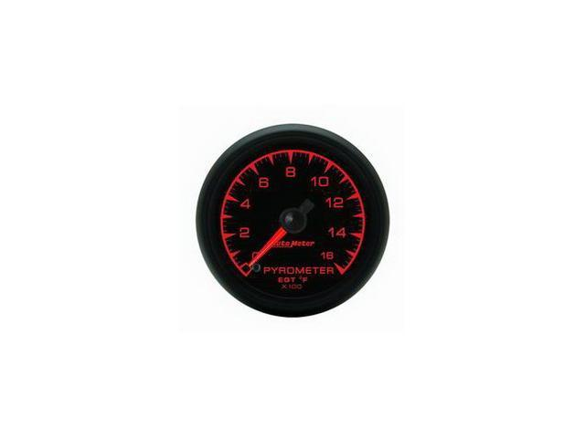 Auto Meter ES Electric Pyrometer Gauge Kit