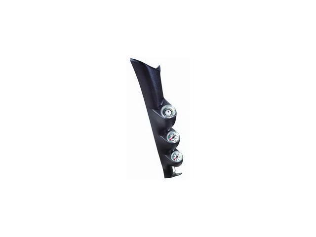 Auto Meter 22683 Gauge Works Triple Pillar