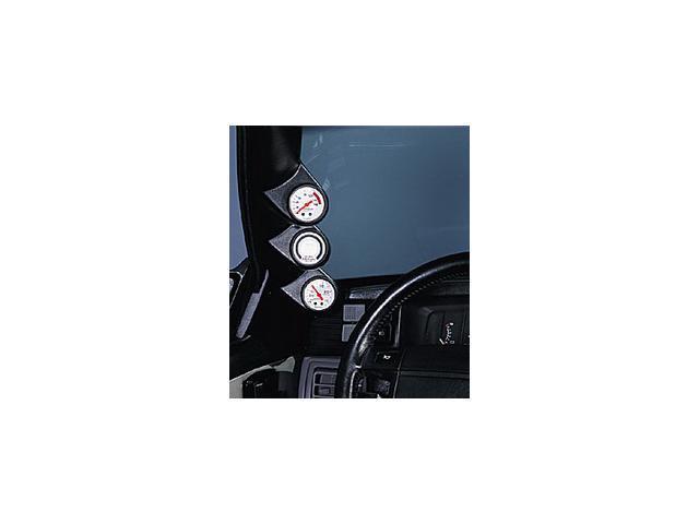 Auto Meter 12101 Gauge Works Triple Pillar
