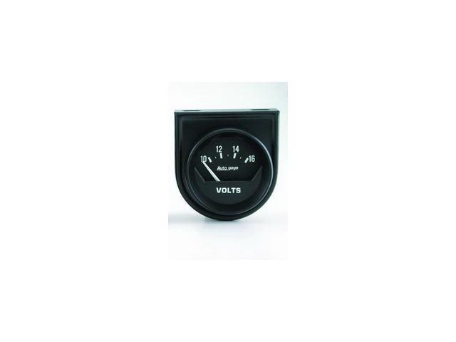 Auto Meter Autogage Electric Voltmeter Gauge