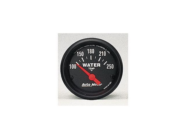 Auto Meter Z-Series Electric Water Temperature Gauge