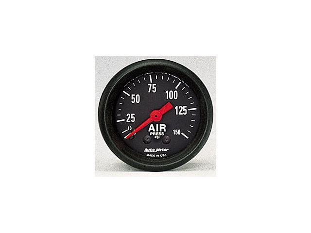 Auto Meter Z-Series Mechanical Air Pressure Gauge
