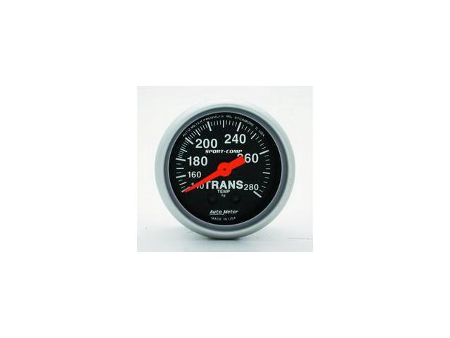 Auto Meter Sport-Comp Mechanical Transmission Temperature Gauge
