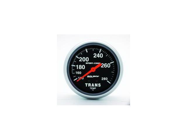 Auto Meter Sport-Comp Mechanical Transmission Temperature Gauge