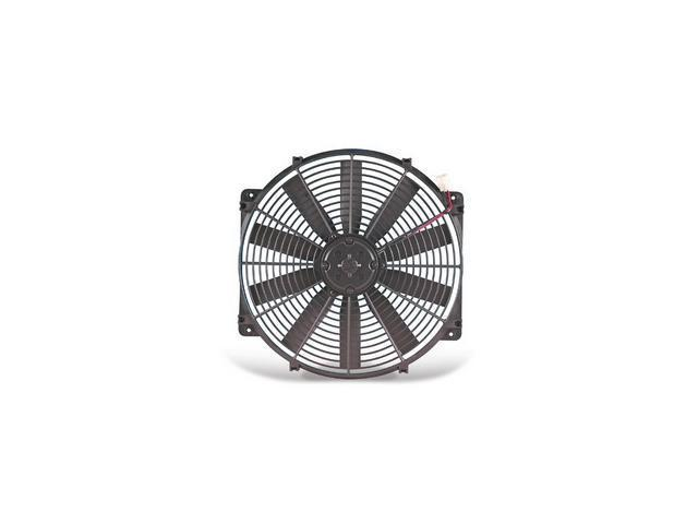 Flex-a-lite Trimline Straight Blade Electric Fan