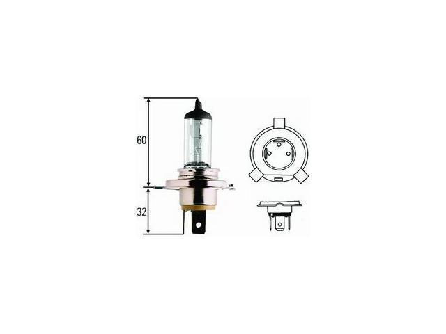 Hella HB2/9003 Halogen Bulb