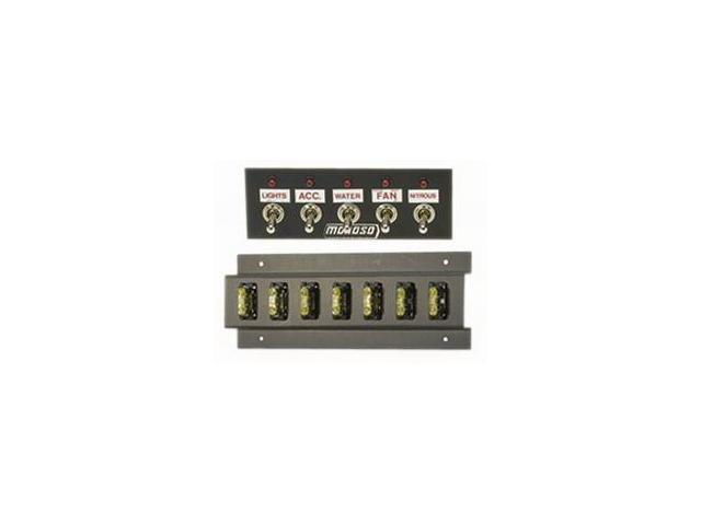 Moroso Performance Toggle Switch Panel