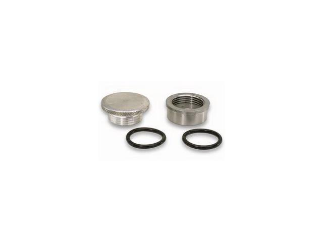 Moroso Performance Rear End/Water Fill Cap Kit