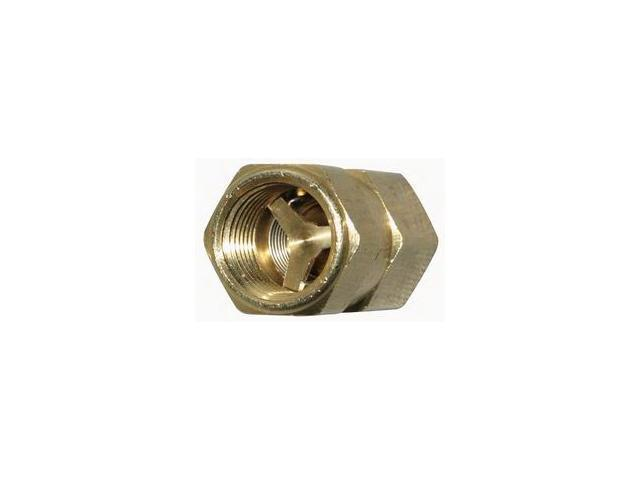 Moroso Performance One Way Oil Check Valve